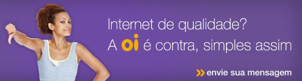Campanha Oi - Anatel